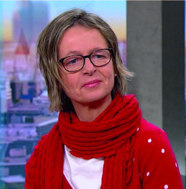 Christiane Düllmann - Onkolotse